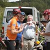 Bike adventure marks responsible tourism