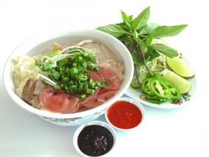 Typical Vietnamese Foods