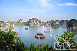 Top ten tourist attractions in Vietnam seen by Touropia